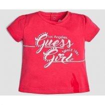 ΜΠΛΟΥΖΑ - SS T-SHIRT LOS ANGELES GUESS GIRL